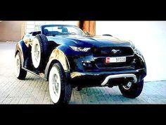 Внедорожный Mustang: новые причуды арабских шейхов - автоновости - Авто Mail.Ru