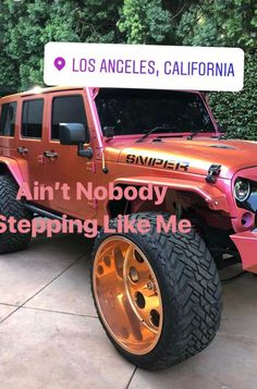 Not Sure About Cars? Jeep Truck, Jeep Jeep, Jeep Wrangler, Fancy Cars, Cute Cars, Interior Design Courses Online, Car Interior Accessories, Cool Jeeps, Sport Cars