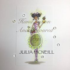 Fun Whimsical Digi stamp inspired by Wimbledon. Perfect for the colouring enthusiast and crafter alike Blue Fairy, Black And White Lines, Create Image, Ways Of Seeing, Learn To Love, Digi Stamps, Wimbledon, Just Amazing, Line Drawing