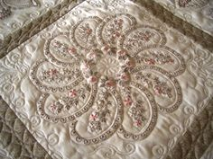 Piccadilly Paisley | Creative Ideas for Editing Embroidery Designs