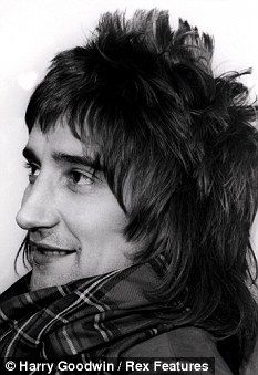 okay, so I like Rod Stewart... what about it?