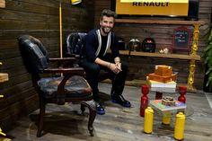 Bruno Gagliasso abre sua garagem para o Casa Cor 2016 (Foto: Roberto Teixeira / EGO)