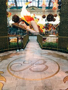 If you're looking for things to do in fall in Las Vegas, look no further than the Bellagio Conservatory & Botanical Garden. Las Vegas Photos, Las Vegas Trip, Bellagio Conservatory, Stuff To Do, Things To Do, Sales And Marketing, See Photo, Botanical Gardens, Photo Ideas
