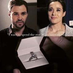 BEST ENDING EVER! Love this, they are just so darn cute together!!!!
