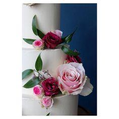Yolk (@cakesby_yolk) • Instagram photos and videos Buttercream Cake, Wedding Cakes, Floral Wreath, Bloom, Photo And Video, Baking, Videos, Photos, Beautiful