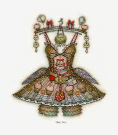 """Birthday Dress"" by Tracy Paul"