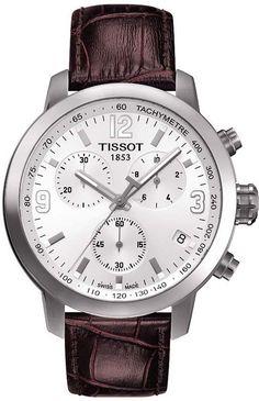 T055.417.16.017.01, T0554171601701, Tissot prc 200 quartz chrono watch, mens