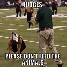 Boston Crusaders Animal Farm