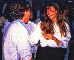 Ayrton Senna Magic Immortal: Carol Alt e Ayrton Senna: a história de amor