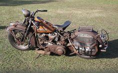 top antique harley davidson - Google Search