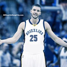 chandler parsons grizzlies uniform