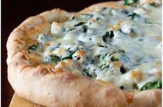 10 Easy Chicken Recipes For Any Night of the Week | White Chicken Pizza