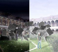 Due incredibili installazioni #green in occasione del #Fuorisalone a #Milano!