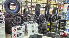 Get Great Deals on All Wheels & Tires - Ferrada, Niche Your One Stop Shop @AllStarCarAudio allstarcaraudio.com/wheels-tires-ferrada-niche/