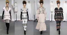 Alta Costura O/I 16/17: Chanel, Murad, Valentino, Gaultier - http://www.bezzia.com/alta-costura-oi-1617-chanel-murad-valentino-gaultier/