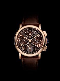 Cartier - Rotonde de Cartier Perpetual Calendar Chronograph Watch