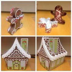 """#gingerbread man  #gingerbread house"""