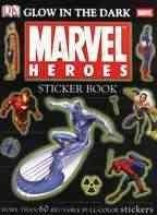 Marvel Heroes Glow In The Dark Sticker Book Activity Games, Activities, Sticker Books, Marvel Heroes, Music Games, Paperback Books, The Darkest, Glow, Stickers