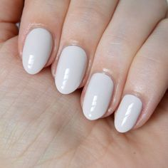essie fall 2017 collection mixtaupe white nails inspiration essie polish lov - The world's most private search engine White Manicure, Nail Manicure, White Nails, My Nails, Manicure Ideas, Nail Ideas, Yellow Nails, Nude Nails, Mani Pedi
