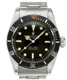 There is no question that one of the most famous Rolex watches ever strapped on was the Rolex Submariner reference 6538 worn by Sean Connery in Dr. No. These watches with large crowns are amazingly beautiful and highly desirable, but often in varying levels of condition and rarely including the original bezel insert. Coming up for auction at Christie's today in Hong Kong was a spectacular, mint 6538 with the original bezel insert and luminous pearl in the red triangle. The watch looks to be…