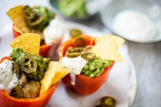 Mexican Food Recipes, Ethnic Recipes, Tex Mex, Caprese Salad, Guacamole, Tapas, Side Dishes, Low Carb, Foodies