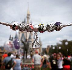 Cute pandora disney bracelet WOMEN'S JEWELRY http://amzn.to/2ljp5IH