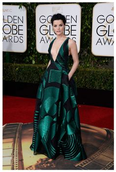 Daniela Rondinone: Los Golden Globe Awards dan cátedra de Estilo
