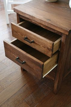 Ana White | Build a Chest of Drawers from 2 by 4s | Free and Easy DIY Project and Furniture Plans DIy Furniture plans build your own furniture #diy