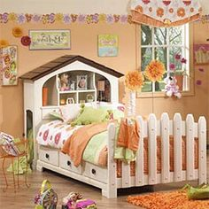 Decorating theme bedrooms - Maries Manor: picket fence