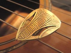 Vintage Old Brass Guitar Pick Taylor Fender Lot for Acoustic Electric .  Click on the picture to buy!