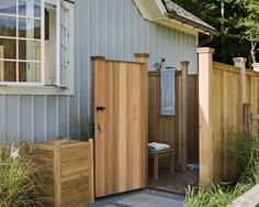 Patio Outdoor Shower Design, Pictures, Remodel, Decor and Ideas
