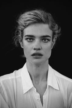 NATALIA VODIANOVA REUNITES WITH PETER LINDBERGH FOR ESQUIRE RUSSIA