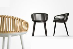 Magis Cyborg Wicker Club designed by Marcel Wanders | Contemporary chairs at espacio.co.uk
