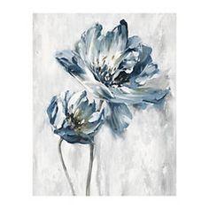 Light La Fleur II Canvas Art Print