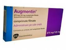 Augumentin - este un antibiotic si actioneaza ucigand http://www.medpont.ro/medicamente/augumentin-prospect/