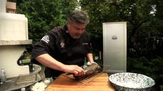 Learn how to smoke the perfect beef tenderloin roast with the Bradley Smoker and Chef Ted Reader. Chef Reader shows us his secrets when it comes to making Smoked Beef Tenderloin Recipe, Perfect Beef Tenderloin, Beef Tenderloin Roast, Bradley Smoker, Bbq Rub, Barbecue, Smoking Recipes, Bbq Meat, Outdoor Cooking