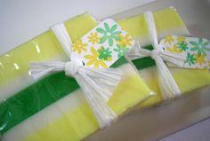 Lemon Verbena Natural Glycerin Soap by asliceofdelight on Etsy, $5.00