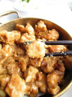 pollo alle mandorle -ricetta facile 7