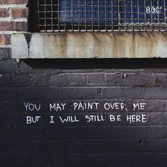 Mark Samsonovich Street Art - Love Is Telepathic Stickers NYC