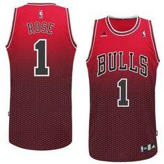 Derrick Rose jersey-Buy 100% official Adidas Derrick Rose Men s Swingman  Resonate Fashion Red 076eb59e3