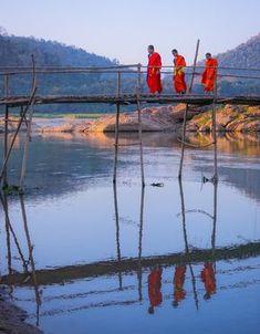 Bamboo bridge, Guide to Luang Prabang Outdoors: Travel Guide on TripAdvisor
