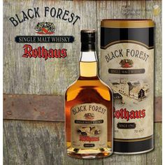 Rothaus Black Forest Single Malt Whisky