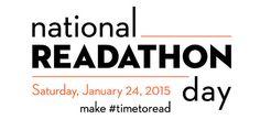 Goodreads Voice: National Readathon Day