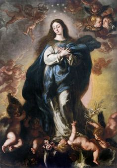 The Immaculate Conception (?) Unknown
