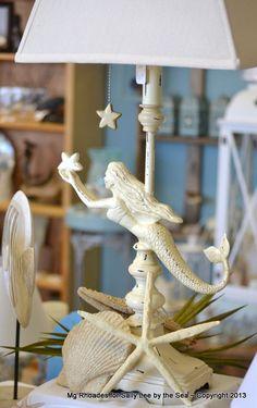 夢見る人魚のモチーフ : 人魚姫のお部屋作り♡乙女のマリンなインテリア - NAVER まとめ