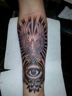 Tattoo by ivan www.area51.co.uk