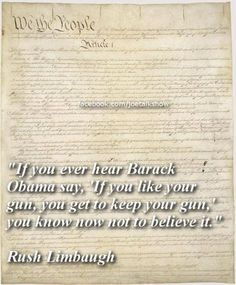 Rush Limbaugh Rush Quotes, Rush Limbaugh, Worth Quotes, Word Out, Tea Party, Scary, Guns, Entertainment, Celebs