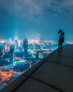 Electric Nightscapes Capture Moody Neon Streets of Shanghai - Vibrant street photography explores Shanghai at night - Cyberpunk Aesthetic, Cyberpunk City, Futuristic City, Urban Photography, Night Photography, Street Photography, Inspiring Photography, Flash Photography, Photography Tutorials