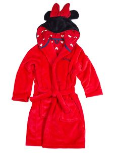 Anti Bobble Minnie Mouse Hooded Dressing Gown (1-7 Years) - Google Search