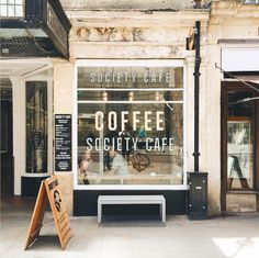 Cute Cafes Society Cafe